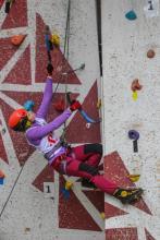 Чемпионат грода Томска по альпинизму