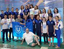 Всероссийские студенческие соревнования по плаванию в ластах