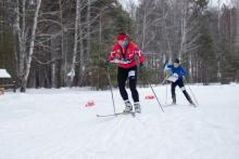 Чемпионат Сибирского Федерального округа по спортивному ориентированию на лыжах