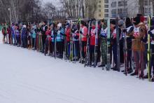 Первенство Тгу по лыжным гонкам