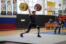 Региональная универсиада по тяжелой атлетике