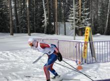 Всероссийская зимняя универсиада по спортивному ориентированию