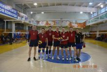 Рождественский турнир по волейболу среди сотрудников ВУЗов Сибири