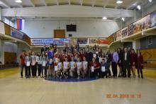 Чемпионат Томского государственного университета по волейболу