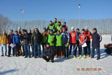 Первенство ТГУ по зимнему футболу