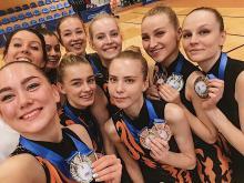 Всероссийские соревнования &laquoРитмы весны»