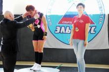 Чемпионат Томской области по жиму лежа
